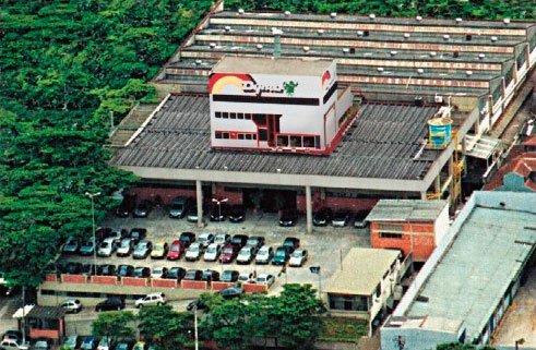 Dyna Fábrica de Guarulhos