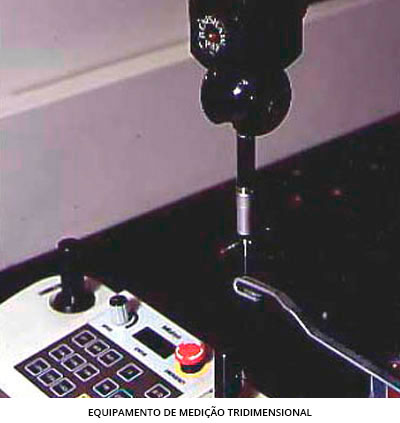 02-Equipamento de medição tridimensional