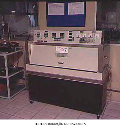 03-Teste de radiação ultra violeta