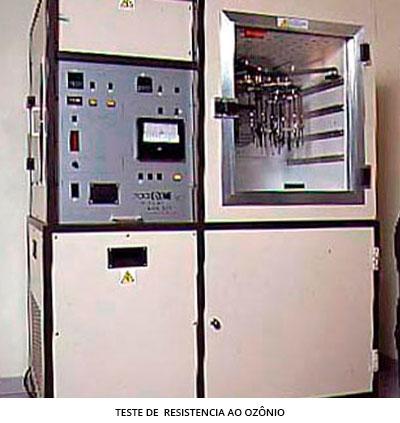 04-Teste de resistência ao ozônio