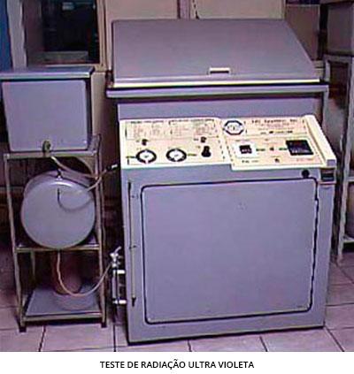 09-Teste de radiação ultra violeta